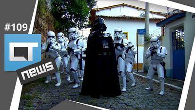 Sílvio Santos e Star Wars, Dilma e a internet de 25 Mbps para todos e + [CT News #109]