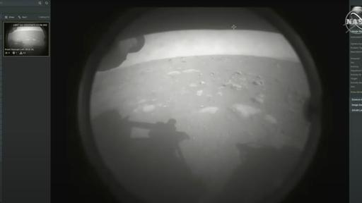 Veja as primeiras fotos tiradas pelo Perseverance logo após o pouso em Marte