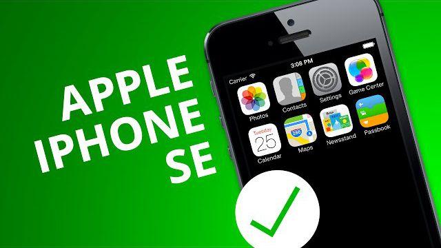 f29b6501c868a APPLE IPHONE SE  5 motivos para COMPRAR  5 Motivos  - Vídeos - Canaltech