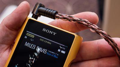 Novo Sony NW-WM1Z é um player de música para audiófilos que custa R$ 12 mil