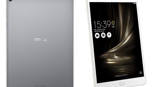 ASUS anuncia seu novo tablet, o ZenPad 3S 10