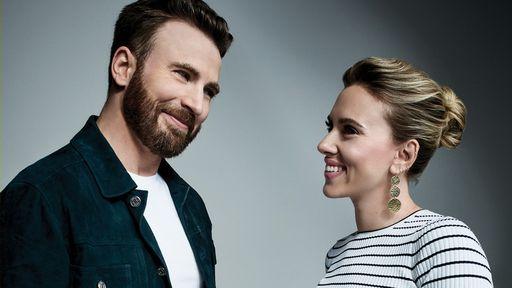 Apple TV+ | Scarlett Johansson e Chris Evans são estrelas de novo filme original