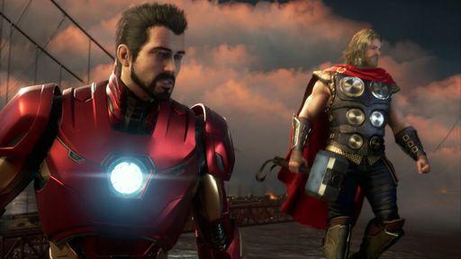 Marvel's Avengers ganha gameplay de quase 20 minutos