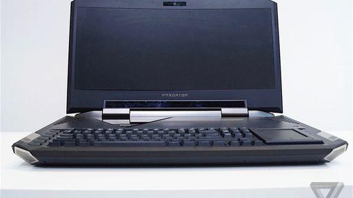 Novo Acer Predator 21X traz tela curva e duas placas de vídeo GTX 1080