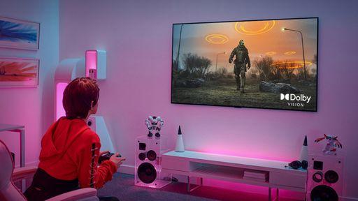 LG adia para 2022 lançamento de nova TV gamer compacta otimizada para 4K e 120Hz