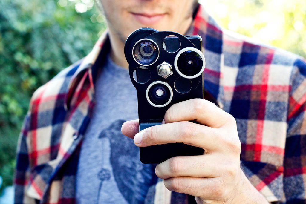 Iphone lentes