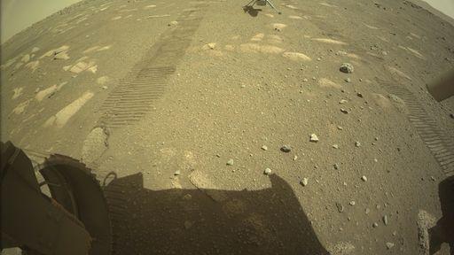 Touchdown! Helicóptero Ingenuity já está liberado na superfície de Marte