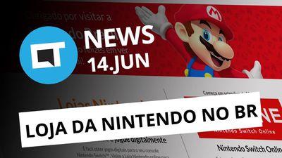 Fim do WhatsApp no iOS 7; Loja de jogos do Nintendo Switch no Brasil e+[CT News]