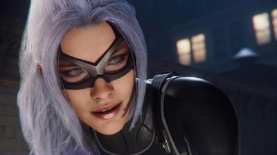 Primeira DLC de Spider-Man traz Gata Negra e três novos trajes