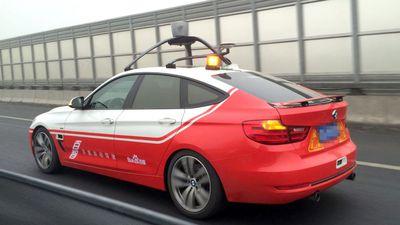 Baidu começa a testar carros sem motorista nas ruas da China