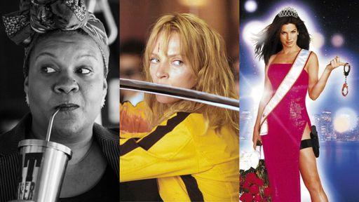 10 filmes com mulheres que não têm medo de nada
