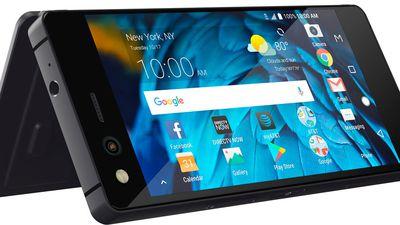 Axon M é o novo smartphone dobrável da ZTE, com duas telas