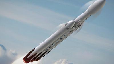 Motor de foguete da SpaceX explode em teste