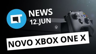 Moto E4; Xbox One X é o nome do Project Scorpio; Novidades da E3 e+ [CT News]