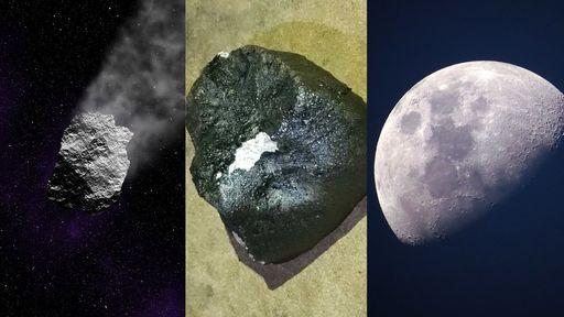 O céu (não) é o limite   Asteroide Apophis, meteorito em MG e muito mais!