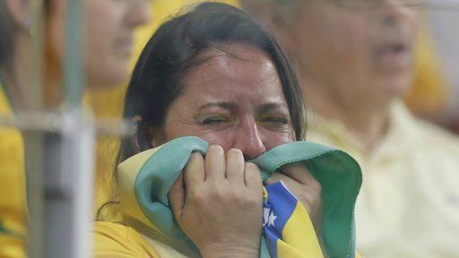 Copa da zoeira: goleada da Alemanha sobre o Brasil repercute nas redes sociais