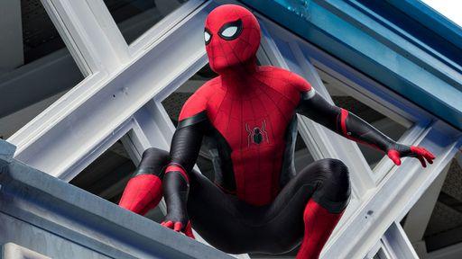 Homem-Aranha 3 │ Foto mostra herói com Doutor Estranho e pistas sobre novo vilão