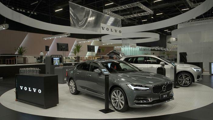 Volvo anuncia instalação de 500 pontos de recarga para carros eletrificados