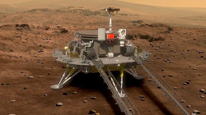 O que sabemos sobre a misteriosa missão chinesa que levará um rover a Marte – Canaltech