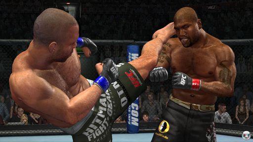 Fight Night team e EA desenvolvem novo game de UFC