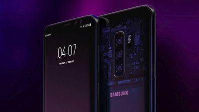 Novas fotos vazadas mostram possível design do Galaxy S10