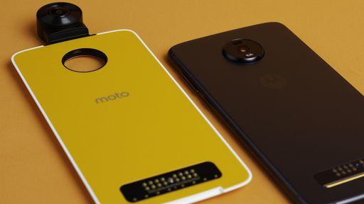 Android 10   Agora é a vez do Moto Z4 receber a atualização
