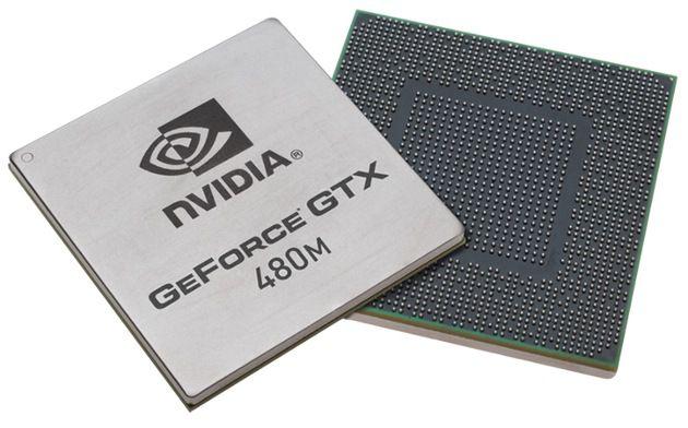 Nvidia GeForce GTX 480M com PhysX