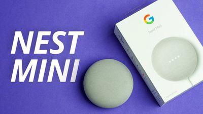 Nest Mini: o assistente pessoal do Google [Unboxing/Hands-on]