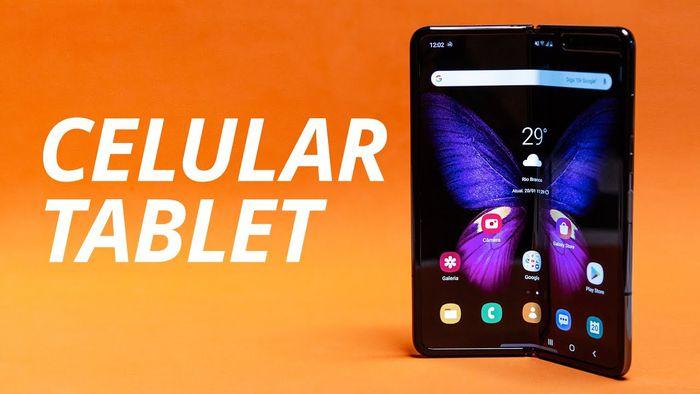 GALAXY FOLD: o celular mais CARO da Samsung [Análise/Review]