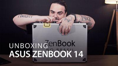 Unboxing: ASUS ZENBOOK 14