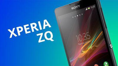 Xperia ZQ, o novo smartphone top de linha da Sony [Análise]