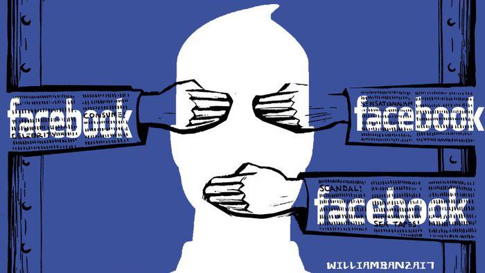 Diretrizes secretas de censura do Facebook vazam em documento ...