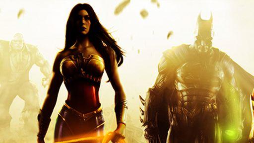 Asa Noturna e Cyborg são os novos personagens de Injustice: Gods Amoung Us