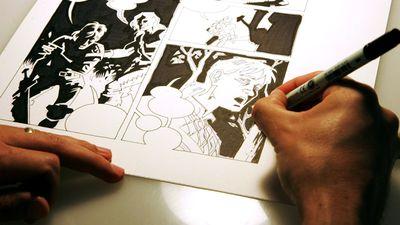 Artista brasileiro da DC Comics é demitido após comentário sobre estupro