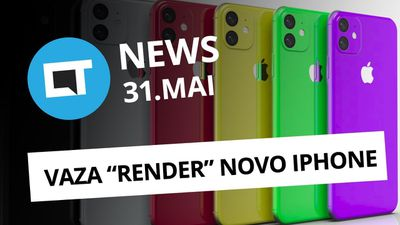 "Imagens do ""iPhone XR 2019""; Huawei volta ao Android Beta; e+ [CT News]"