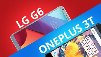 LG G6 vs OnePlus 3T [Comparativo]