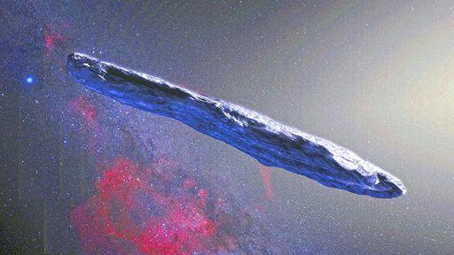 Origem e natureza do objeto interestelar Oumuamua pode ter sido descoberta