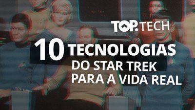 10 tecnologias de Star Trek que são realidade [Top Tech]