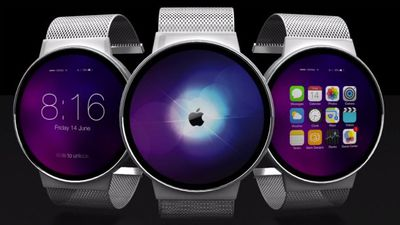 Próximo Apple Watch pode ser circular, revela patente