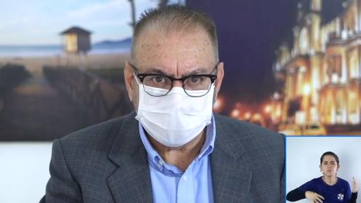 Para tratar coronavírus, prefeito sugere aplicação de ozônio por via anal