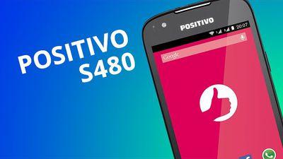 Positivo S480, um smartphone básico com excelente custo-benefício [Análise]