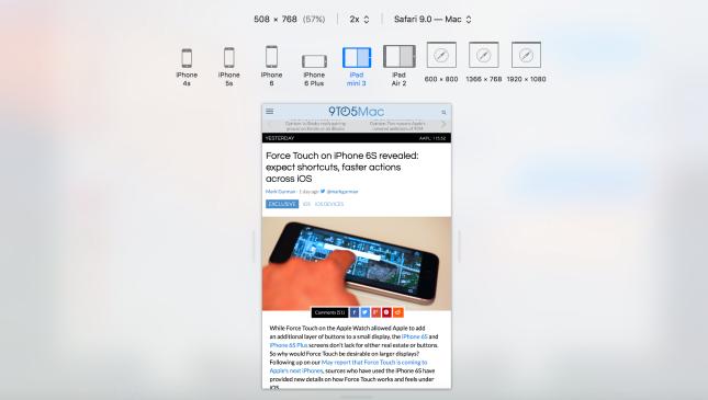 Tela dividida iPad Mini 3