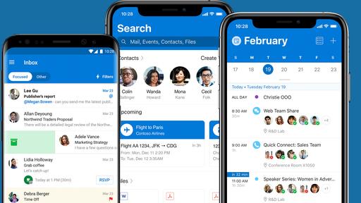 Melhores aplicativos de e-mail para Android e iPhone