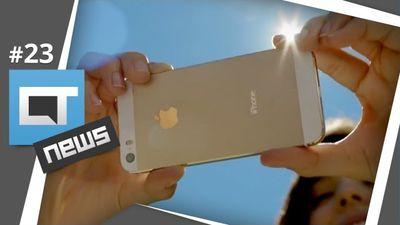 Novos iPhones, Julian Assange para brasileiros, IFA 2013 e + [CT News #23]
