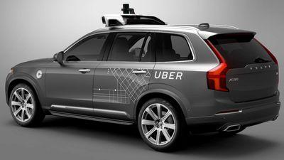 Uber comprará mais de 20 mil carros autônomos da Volvo