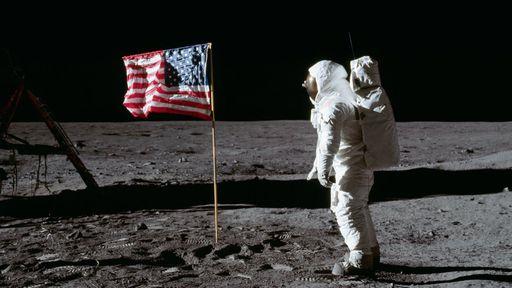 Fotos do pouso na Lua são impossíveis de falsificar, explica especialista