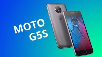 Motorola Moto G5S (2017) [Análise / Review]