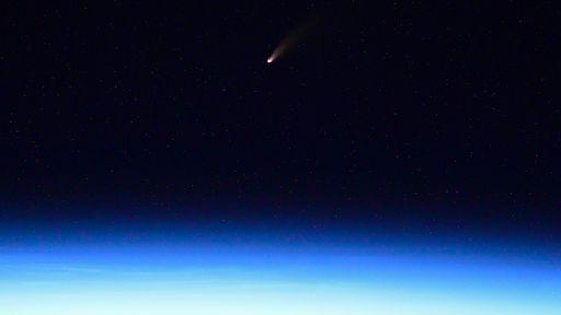 Novo cometa P1 NEOWISE se aproxima do Sol e poderá ser visto em alguns países