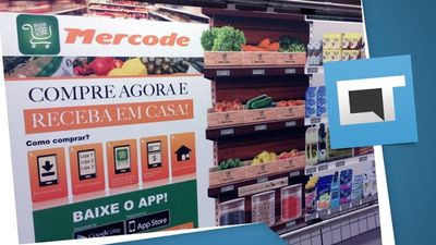Supermercado via QR Code: novidade já está nas paredes do metrô de SP