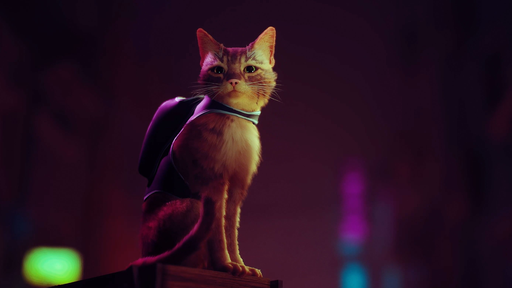 Confira o gameplay de Stray, jogo cyberpunk protagonizado por um gato